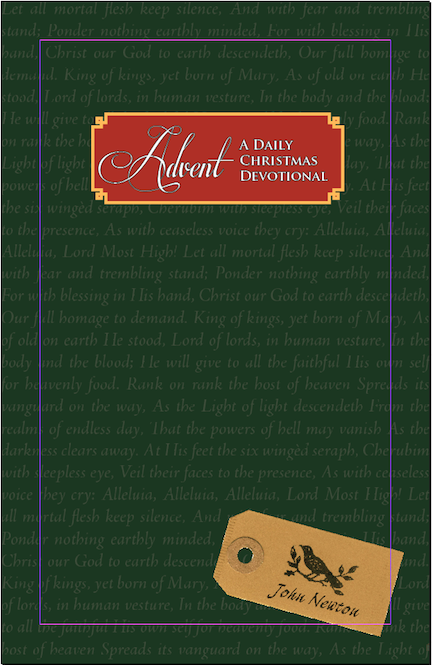 Advent: A Daily Christmas Devotional