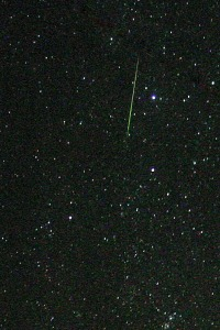 Perseid meteor shower 2015. Ever notice how many stars there are in the heavens?