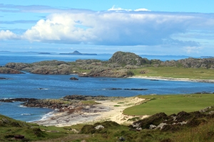 The west side of Iona.
